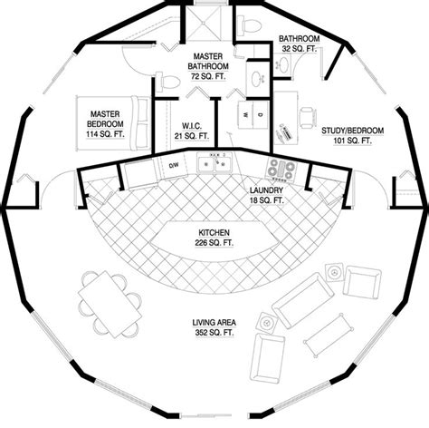 pacific yurt floor plans pacific yurt floor plans yurt floorplans house plans amp home designs pinterest the world s