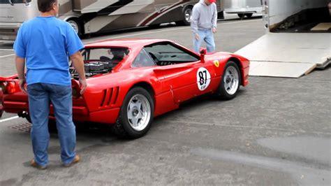 Ferrari Gto 308 by Ferrari 308 288 Gto Race Car Youtube