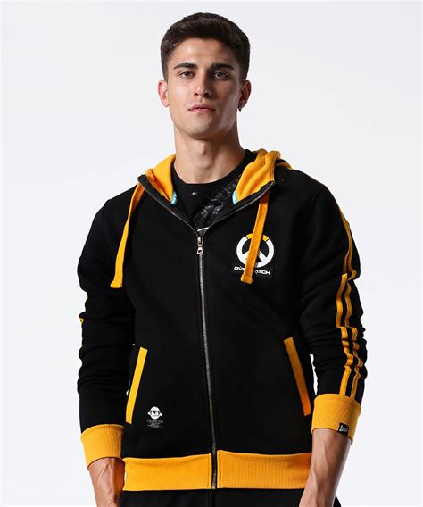 design jaket hoddie 2016 new design overwatch logo hoodies mens boys blizzard