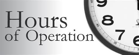 Hours Hours Of Operation Southeast Area Transit District