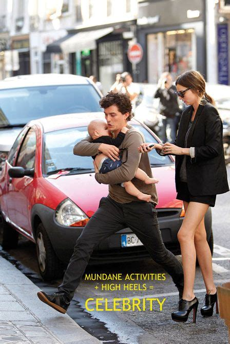 define the celebrity miranda kerr and orlando bloom define quot celebrity quot in one