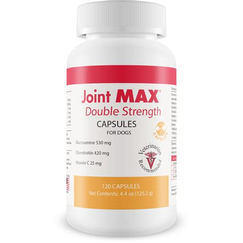 Joint Max Isi 30 joint max 174 strength capsules 120 count