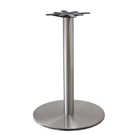 stainless steel table base jss28 stainless steel table base jss series table bases
