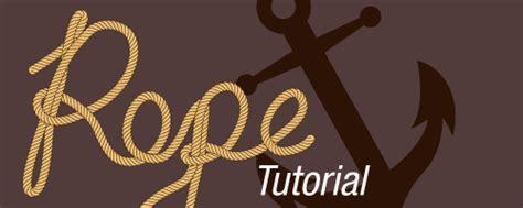 tutorial rope illustrator premium tutorial illustrator rope brush illustrator