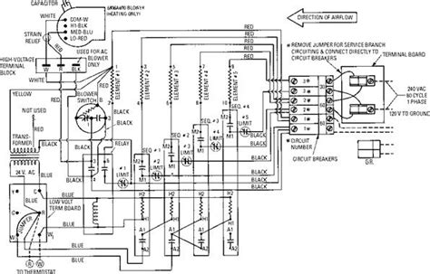 wiring diagram for lennox electric furnace efcaviation