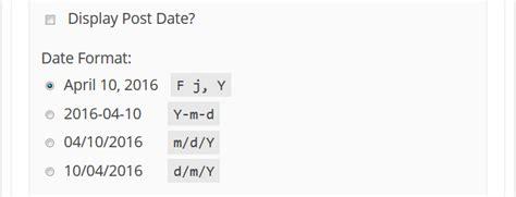 format date css advanced posts widget darrinb