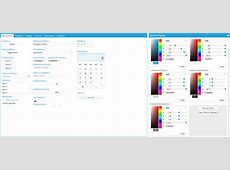 Themes color generator for Silverlight/WPF Silverlight Video Converter