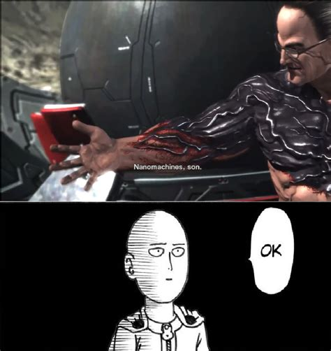 One Punch Man Memes - one punch manomachines one punch man know your meme