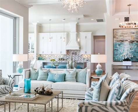 beachy home decor coastal decor ideas for nautical themed decorating photos