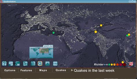 earthquake video download quake shakes download