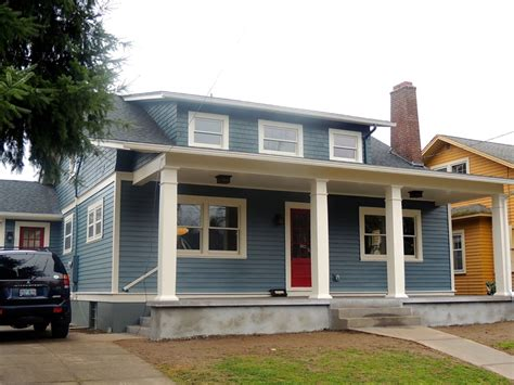 sherwin williams slate tile portland bungalow renovation ne portland house remodel before after