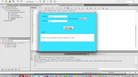 tutorial javafx scene builder ejemplo javafx con scene builder y netbeans quot www jarroba
