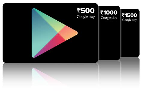 Google Play Store Gift Card Online - google play prepaid cards launched in india ubergizmo