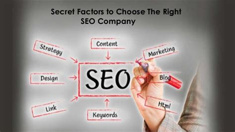 Seo Company by What Are The Factors To Consider When Choosing An Seo