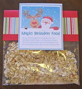 Free Reindeer Food Bag Toppers » Home Design 2017
