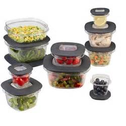 28 Rubbermaid Premier Food Storage Containers by Rubbermaid Premier 28 Food Storage Set At 30