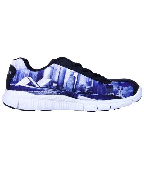 running shoes for marathon nivia blue white city marathon i running shoes for