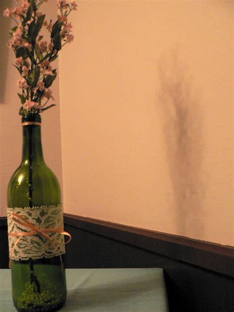 Wine Bottle Decoration by Wine Bottle Decoration Crafty
