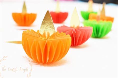 Paper Craft Ideas For Diwali - diwali craft diwali decor diwali akash kandil diwali