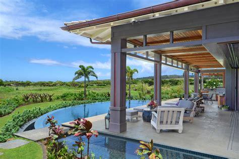 smith brothers pool table bali pavilions on kauai tropical pool hawaii by