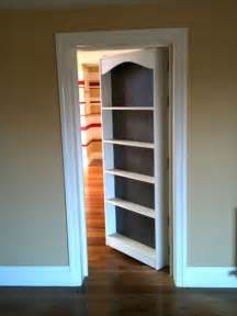 doors that look like bookshelves how to build a bookshelf door this would be a cool