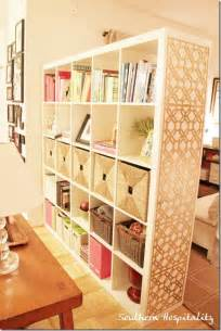 Expedit Room Divider A Brilliant Room Divider The Ikea Expedit Bookcase Comes In Handy For Lots Of Storage And As A