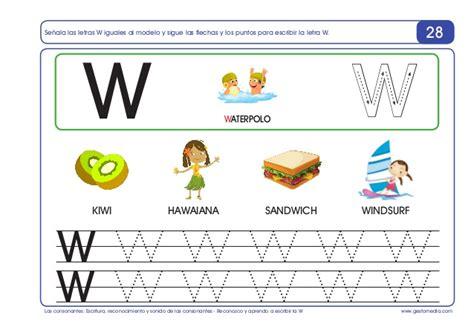 imagenes q inicien con la letra w estimular los procesos de lectura y escritura 4