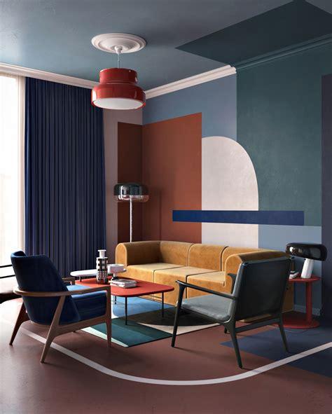 Idee Pareti Casa by Idee Per Colorare Le Pareti Pareti Interne Colorate Colori