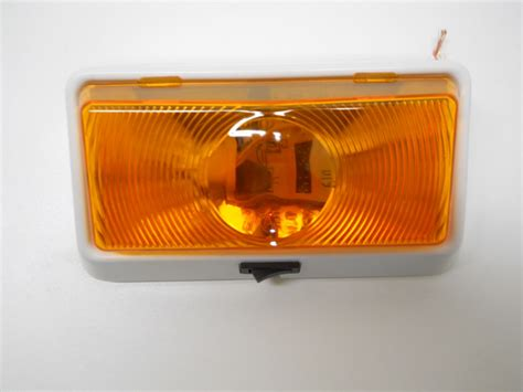 amber led 12v rv cer trailer porch security light