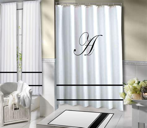 Monogrammed Shower Curtains Monogrammed Shower Curtain Cheap 100 Shower Curtain Print Bathroom Shower Curtain Beaut