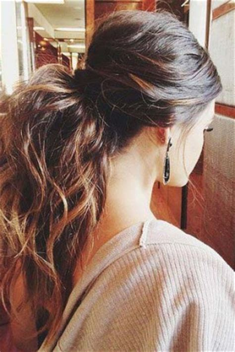 everyday ponytail hairstyles 2015 fall hairstyles 2017 everyday ponytail hairstyles 2015 fall hairstyles 2017