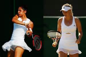 Wimbledon ladies fashion overview making the most within the