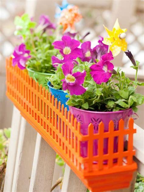 Balkonbepflanzung Ideen by 55 Balkonbepflanzung Ideen Tolle Blumen F 252 R Balkon