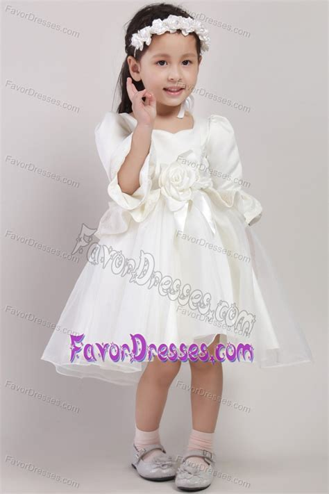 Square Flower Dress white square organza and taffeta dresses for with flowers