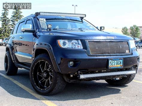 2011 Jeep Grand Hostile Stryker Stock Bagged