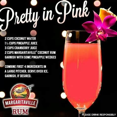 jimmy buffett boat drinks yummy pink margarita margaritaville jimmy buffett boat