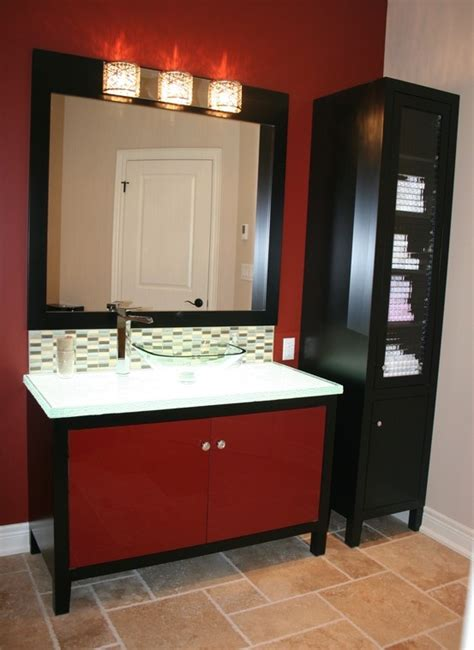 Stand Alone Vanity Pin By Enns Cabinetry Inc On Bathroom
