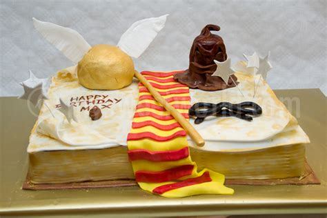 harry potter kuchen harry potter torte mysweetworld