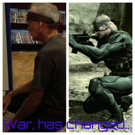 Metal Gear Memes - mgs meme humour pinterest meme
