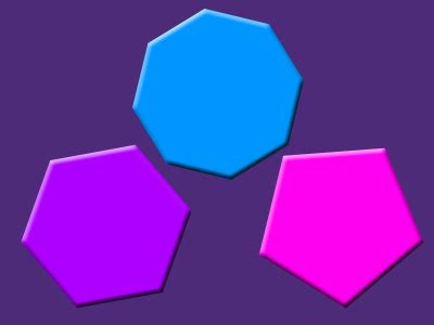 gcse polygons shapes      straight sides