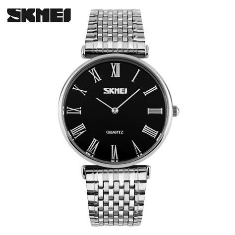 Skmei Jam Tangan Analog Pria 9123cs Murah skmei jam tangan analog pria 9105cs black
