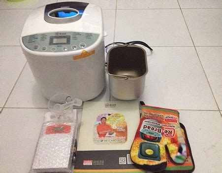 jual panasonic bread maker sd p104 pembuat roti bee harga re bread