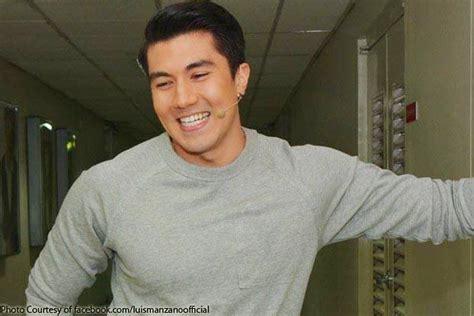 actor wala game video may luis manzano walang nakikitang masama sa viral video ni