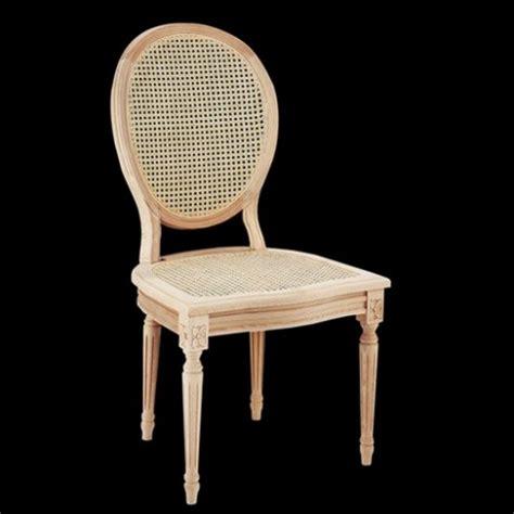 chaise louis 16 chaise louis xvi cann 233 e meuble brut