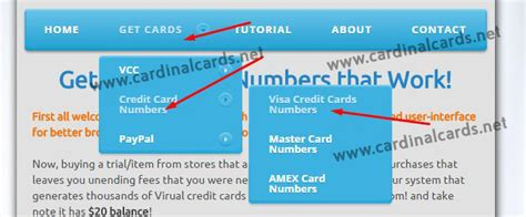 make a credit card number and security code truco 191 c 243 mo obtener una tarjeta de cr 233 dito utilizable