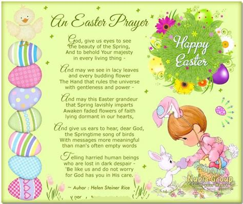 a happy easter prayer books 25 best ideas about easter poems on easter