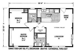 Small Single Wide Mobile Home Floor Plans Manufactured Homes Plans 20 Photos Bestofhouse Net 1133