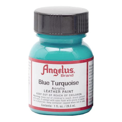 angelus paint air 1 buy angelus leather paint 1 oz blue turquoise