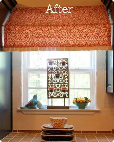 awning over window diy at 5 days 5 ways kitchen windows bathroom windows