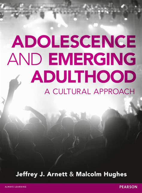 pearson education adolescence  emerging adulthood